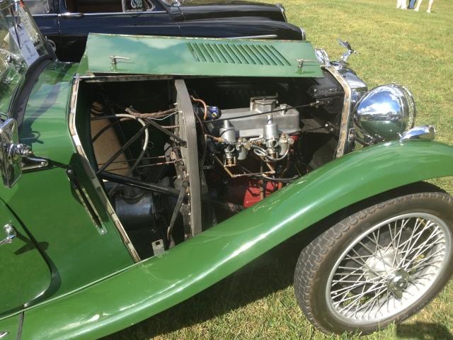 P car engine